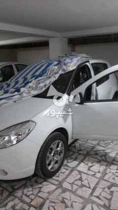 رنو ساندرو اتومات تولید 99 مدل 98   در گروه خرید و فروش وسایل نقلیه در مازندران در شیپور-عکس1