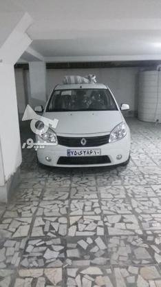رنو ساندرو اتومات تولید 99 مدل 98   در گروه خرید و فروش وسایل نقلیه در مازندران در شیپور-عکس5