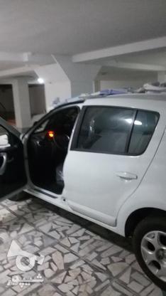 رنو ساندرو اتومات تولید 99 مدل 98   در گروه خرید و فروش وسایل نقلیه در مازندران در شیپور-عکس3