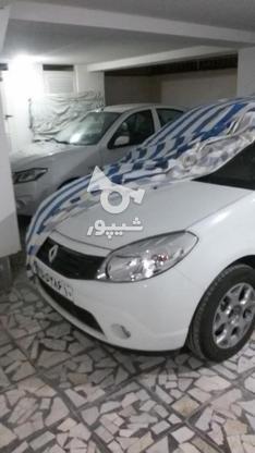 رنو ساندرو اتومات تولید 99 مدل 98   در گروه خرید و فروش وسایل نقلیه در مازندران در شیپور-عکس2