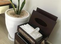 جا سطل زباله و دستمال کاغذی در شیپور-عکس کوچک