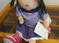 عروسک دخترونه.دست ساز .زیبا در شیپور-عکس کوچک