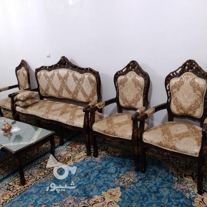 مبل استیل 7 نفره + مبلمان در گروه خرید و فروش لوازم خانگی در مازندران در شیپور-عکس3