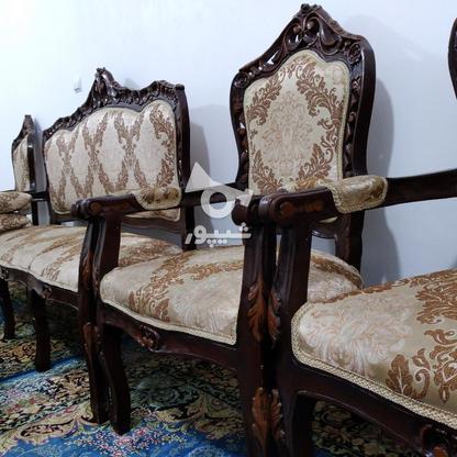 مبل استیل 7 نفره + مبلمان در گروه خرید و فروش لوازم خانگی در مازندران در شیپور-عکس2