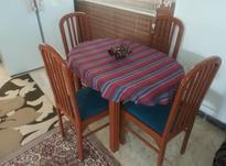 ناهارخوری 4نفره از چوب نراد  در شیپور-عکس کوچک