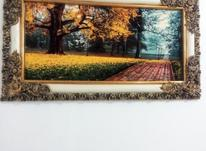 تابلو فرش منظره پاییز  در شیپور-عکس کوچک