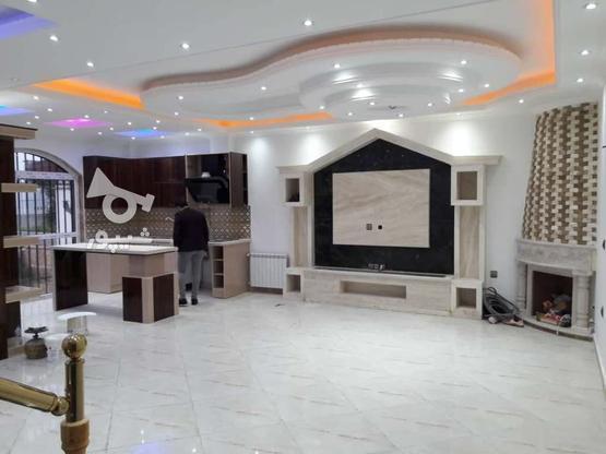 فروش ویلا متل قو 242 متری استخر دوبلکس شهرکی. در گروه خرید و فروش املاک در مازندران در شیپور-عکس4