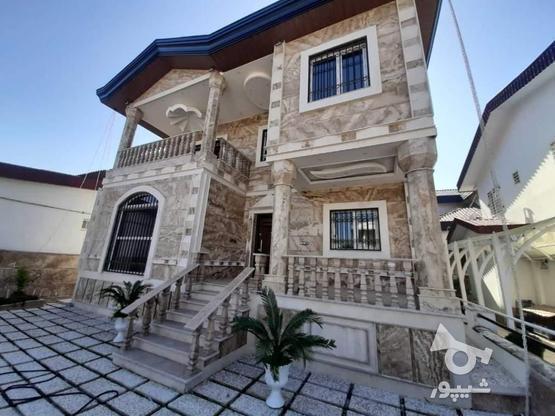 فروش ویلا متل قو 242 متری استخر دوبلکس شهرکی. در گروه خرید و فروش املاک در مازندران در شیپور-عکس1