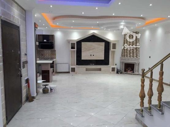 فروش ویلا متل قو 242 متری استخر دوبلکس شهرکی. در گروه خرید و فروش املاک در مازندران در شیپور-عکس5