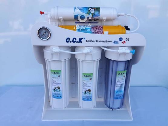 دستگاه تصفیه آب تایوانی 6 فیلتره CCK در گروه خرید و فروش لوازم خانگی در تهران در شیپور-عکس2