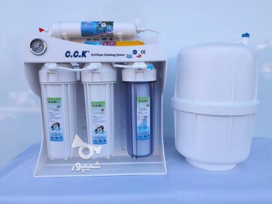 دستگاه تصفیه آب تایوانی 6 فیلتره CCK در گروه خرید و فروش لوازم خانگی در تهران در شیپور-عکس1