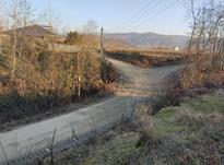 زمین 1050 مترمسکونی سند دار شفت چوبر روستای شادنشین در شیپور-عکس کوچک