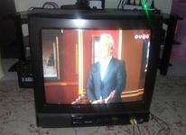 تلوزیون پارس گراندیک 21 اینچ کاملا سالم  در شیپور-عکس کوچک