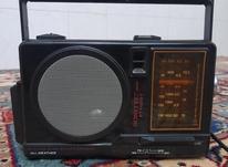 رادیو قدیمی  در شیپور-عکس کوچک