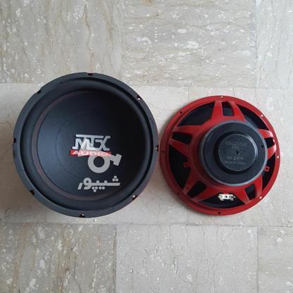 ساب ووفر  ام تی ایکس سری رود تاندر ده اینچی MTX RT10 D در گروه خرید و فروش وسایل نقلیه در تهران در شیپور-عکس4