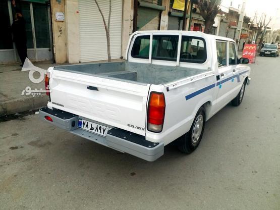 وانت مزداکارامتور2000میتسیوپیشی در گروه خرید و فروش وسایل نقلیه در کرمانشاه در شیپور-عکس3