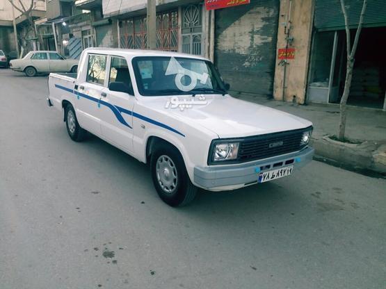 وانت مزداکارامتور2000میتسیوپیشی در گروه خرید و فروش وسایل نقلیه در کرمانشاه در شیپور-عکس1