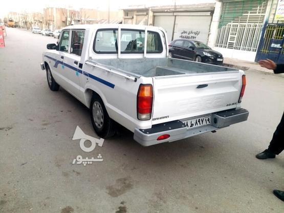 وانت مزداکارامتور2000میتسیوپیشی در گروه خرید و فروش وسایل نقلیه در کرمانشاه در شیپور-عکس4