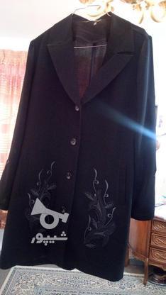 مانتو زنانه نو اصلا نپوشیدم در گروه خرید و فروش لوازم شخصی در تهران در شیپور-عکس5
