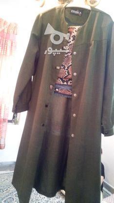 مانتو زنانه نو اصلا نپوشیدم در گروه خرید و فروش لوازم شخصی در تهران در شیپور-عکس2