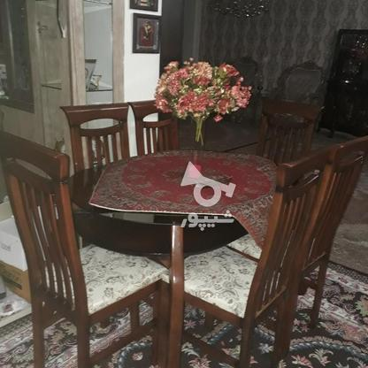 ناهار خوری 4 نفره   در گروه خرید و فروش لوازم خانگی در تهران در شیپور-عکس1