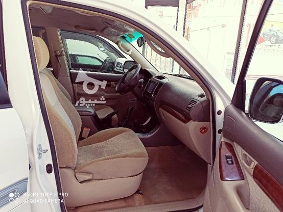 پرادو چهار درب چهار سیلندر 2007  در گروه خرید و فروش وسایل نقلیه در تهران در شیپور-عکس4