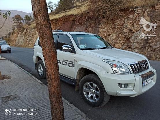 پرادو چهار درب چهار سیلندر 2007  در گروه خرید و فروش وسایل نقلیه در تهران در شیپور-عکس2