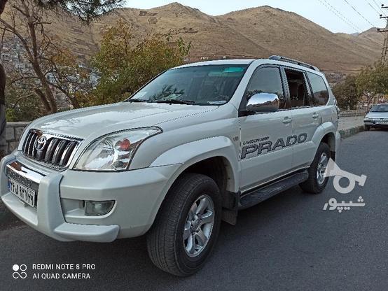 پرادو چهار درب چهار سیلندر 2007  در گروه خرید و فروش وسایل نقلیه در تهران در شیپور-عکس1
