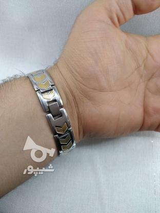 دستبند مردانه ی شبک در گروه خرید و فروش لوازم شخصی در تهران در شیپور-عکس3