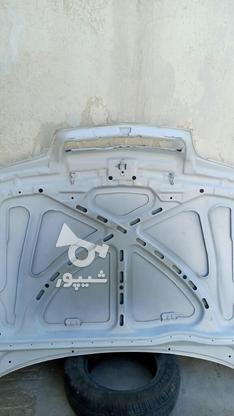 کاپوت زانتیا بدون رنگ سفید  در گروه خرید و فروش وسایل نقلیه در سیستان و بلوچستان در شیپور-عکس4