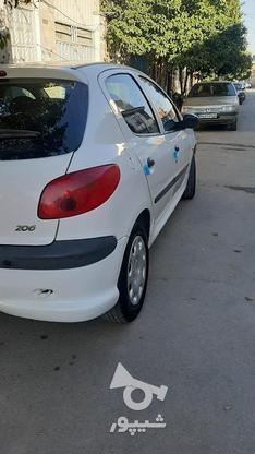206 تیپ 5 درحدصفر مدل95 در گروه خرید و فروش وسایل نقلیه در گلستان در شیپور-عکس5