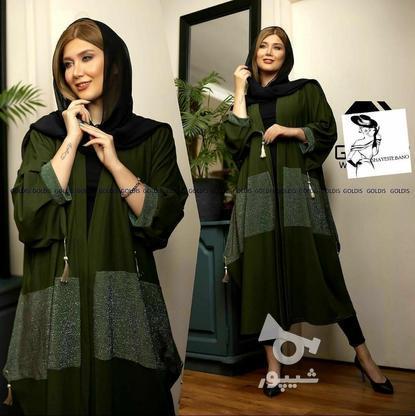 مانتو عبایی لمه در گروه خرید و فروش لوازم شخصی در تهران در شیپور-عکس2