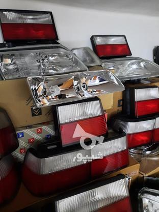 چراغ و خطر اورجینال زانتیا در گروه خرید و فروش وسایل نقلیه در مازندران در شیپور-عکس2
