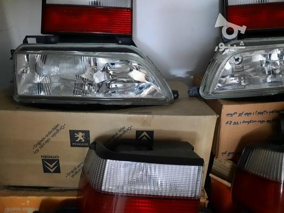 چراغ و خطر اورجینال زانتیا در گروه خرید و فروش وسایل نقلیه در مازندران در شیپور-عکس3