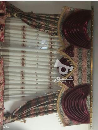 پرده برای اتاق پذیرایی واشپزخانه (اوپن)  در گروه خرید و فروش لوازم خانگی در گیلان در شیپور-عکس2