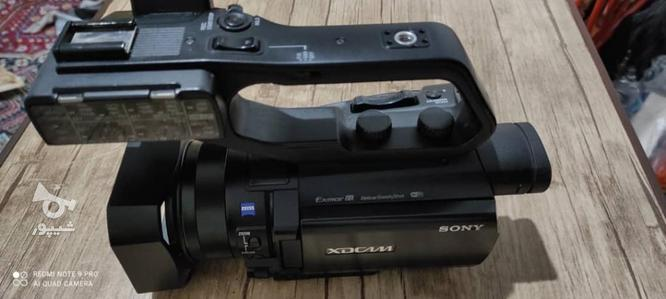 دوربین فیلمبرداری سونی مدل x70 در گروه خرید و فروش لوازم الکترونیکی در همدان در شیپور-عکس1