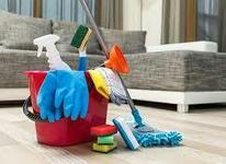 خدمات ما:نظافت راه پله،نظافت منزل اعزام نیروی خانوم وآقافعال در شیپور-عکس کوچک