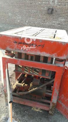 دستگاه بلوک زنی در گروه خرید و فروش صنعتی، اداری و تجاری در آذربایجان شرقی در شیپور-عکس4