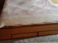 تخت دو نفره با تشک در شیپور-عکس کوچک
