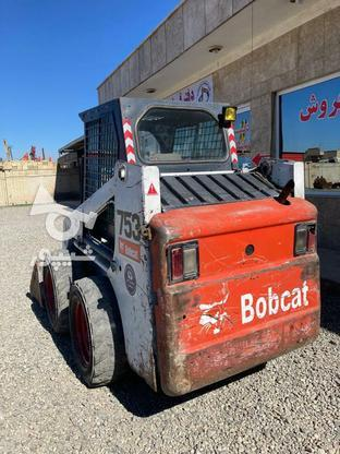 مینی لودر بابکت 753 در گروه خرید و فروش وسایل نقلیه در تهران در شیپور-عکس4