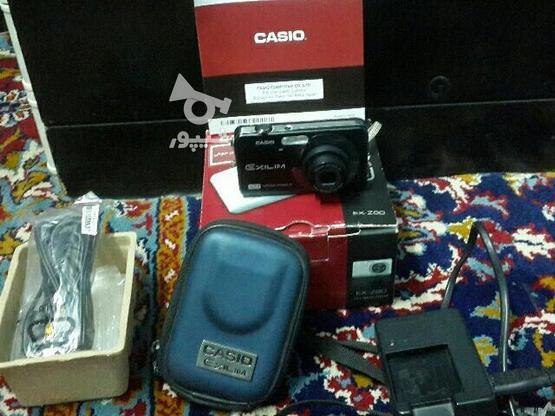 دوربین casio  در گروه خرید و فروش لوازم الکترونیکی در تهران در شیپور-عکس1