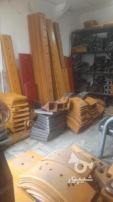 تولید فروش ناخن کلنگ تیغه گوشه دم تیغ لودر بیل بلدوزر گریدر در گروه خرید و فروش وسایل نقلیه در تهران در شیپور-عکس3