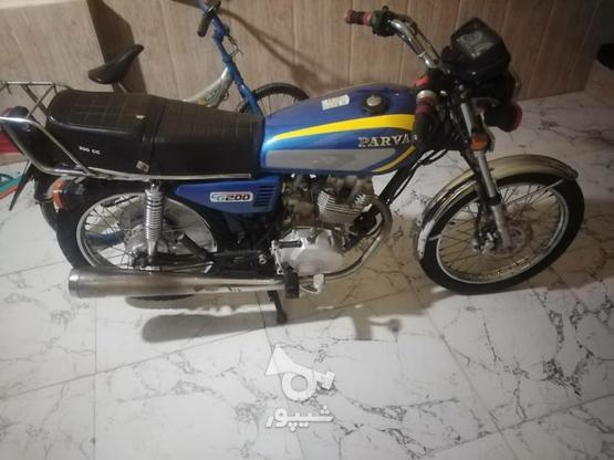 فروش فوری200 در گروه خرید و فروش وسایل نقلیه در مازندران در شیپور-عکس4