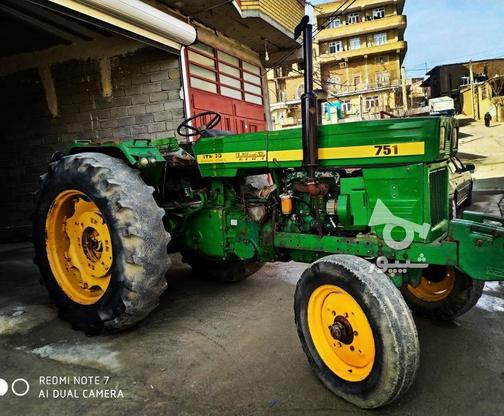 تراکتور ای تی ام در گروه خرید و فروش وسایل نقلیه در آذربایجان غربی در شیپور-عکس1