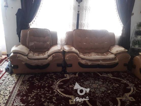 راحتی7نفره در گروه خرید و فروش لوازم خانگی در همدان در شیپور-عکس2