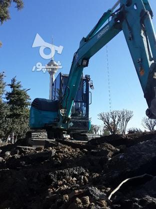 خاکبرداری و اجاره ماشین الات راهسازی در گروه خرید و فروش خدمات و کسب و کار در تهران در شیپور-عکس8