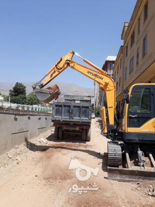 خاکبرداری و اجاره ماشین الات راهسازی در گروه خرید و فروش خدمات و کسب و کار در تهران در شیپور-عکس6