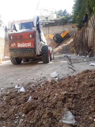 خاکبرداری و اجاره ماشین الات راهسازی در گروه خرید و فروش خدمات و کسب و کار در تهران در شیپور-عکس3