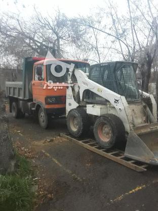 خاکبرداری و اجاره ماشین الات راهسازی در گروه خرید و فروش خدمات و کسب و کار در تهران در شیپور-عکس7