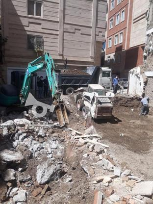 خاکبرداری و اجاره ماشین الات راهسازی در گروه خرید و فروش خدمات و کسب و کار در تهران در شیپور-عکس4